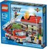 LEGO City Пожарникарска кола за извънредни ситуации Fire Emergency - 60003
