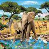 Ravensburger ПЪЗЕЛ за деца (200ч.) Водни забавления - 126873