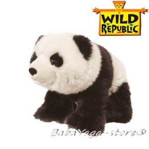 ПАНДА Плюшена играчка от серията Cuddlekins baby от Wild Republic - 82086