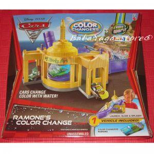 CARS АВТОМИВКА променяща цветовете от Mattel - V6234