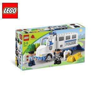 2013 LEGO Конструктор DUPLO Полицейски КАМИОН - 5680