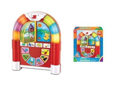 Музикален ДЖУ-БОКС за бебета с марката MG Toys - 403037
