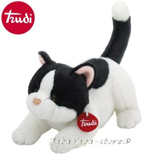 Trudi Plush toy CAT Gennaro (24см), Classic Gatti - 20562