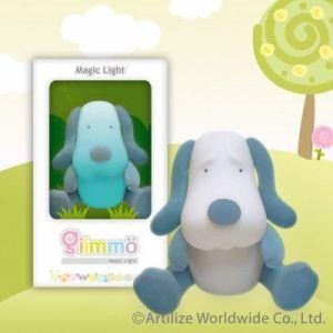 Нощна декоративна лампа за детска стая - ДАКЕЛ Gil Giimmo