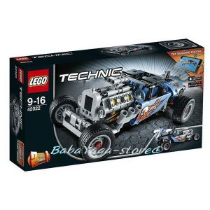 LEGO Конструктор Technic Дракстер Hot Rod - 42022