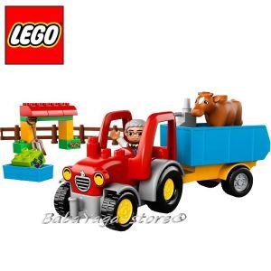 2014 LEGO Конструктор DUPLO Farm Tractor - 10524