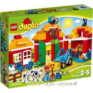 LEGO DUPLO Голяма ферма, Big Farm, 10525