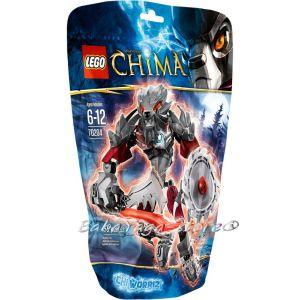 2013 LEGO Конструктор CHIMA ЧИ УОРИЗ - 70204