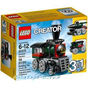 2014 LEGO Creator Emerald Express - 31015