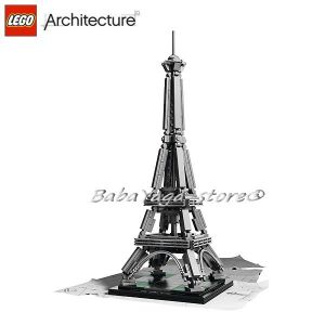 LEGO Architecture Айфеловата кула, The Eiffel Tower - 21019