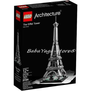 LEGO Architecture Айфеловата кула, The Eiffel Tower, 21019