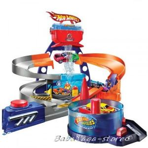 HOT WHEELS Писта Color Shifters Custom Garage от Мател - P8616