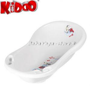 ВАНА за бебе DISNEY с Мини Маус от Kiddo бяла - 7007