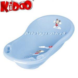 ВАНА за бебе DISNEY с Мики Маус от Kiddo синя - 7007