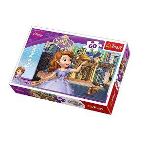 TREFL ПЪЗЕЛ за деца с героите на Дисни - Пъзел 60 части лиценз 3102398