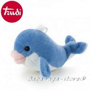 ДЕЛФИН Плюшена играчка мини Sweet Collection на TRUDI - 29437