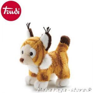 Trudi Stuffed Animal plush toy Lynx, Sweet Collection, 29455