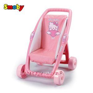 Smoby - Hello Kitty - Количка за кукли - 513832