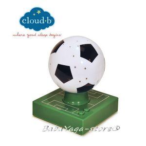 7482 Нощна прожекционна лампа ФУТБОЛНА ТОПКА от CloudB, Sportz Starlites Soccer