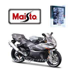 Maisto Assembly Line Kit МОТОР ЗА СГЛОБЯВАНЕ BENELLI Tornado Тre 1130 - 39156