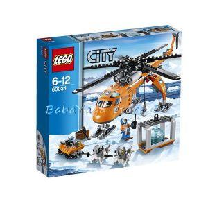 LEGO CITY Arctic Арктически Хеликран Helicrane - 60034