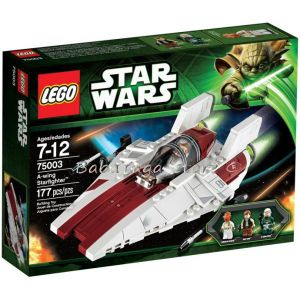 LEGO STAR WARS A-wing Starfighter - 75003