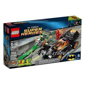 LEGO SUPER HEROЕS БАТМАН: ПРЕСЛЕДВАНЕ НА ЗАГАДКАТА Batman: The Riddler Chase - 76012