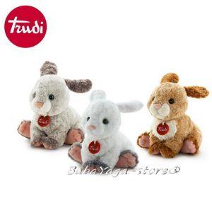 Trudi Плюшена играчка ЗАЙЧЕ от серията Tris - 23700