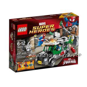 LEGO Конструктор SUPER HEROЕS Доктор Ок обира камион Doc Ock Truck Heist - 76015