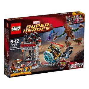 LEGO SUPER HEROЕS Бягство от Ноууеър Knowhere Escape Mission, 76020
