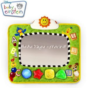 Bright Starts Baby Einstein Music & Discovery Travel Mirror, 90608
