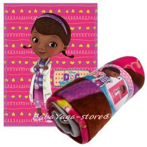 Детско одеяло Doc MаcStuffins fleece blanket - 7277