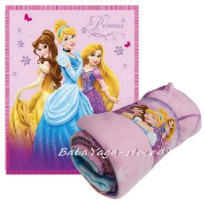 Детско одеяло ПРИНЦЕСИТЕ Princess fleece blanket Butterfly - 07251
