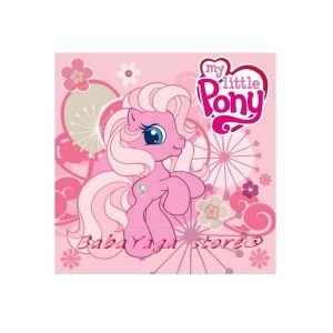 My Little Pony hand towel 30x30 cm