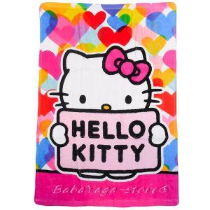Детска хавлия за лице Хелоу Кити, Hello Kitty hand towel 40x60cm