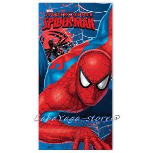 Детска Хавлия (70x140cm) Спайдърмен, Spiderman beach towel, SM08BT