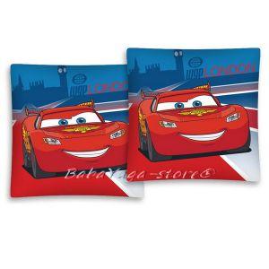 Калъфка за възглавница Колите - Cars pillow cover 40x40cm