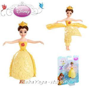 Disney Кукла BELLE Принцеса от серията Princess Little Kingdom Waterplay - BDJ58