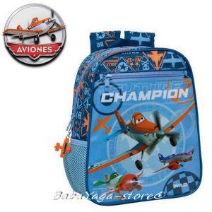 Раница САМОЛЕТИТЕ - Disney Planes bagpack 28 cm
