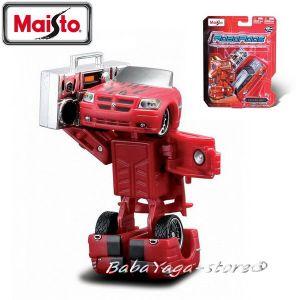 Maisto Авто-Трансформер '06 Dodge Magnum Auto Transformers ROBORODS - 15020