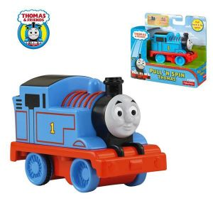 Fisher Price - Thomas & Friends Pullback & Spin THOMAS - BCX66