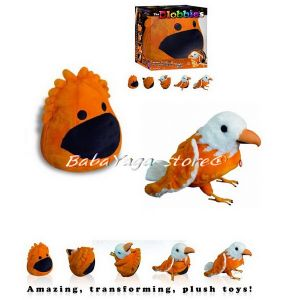 Плюшена играчка Трансформираща се ПТИЦА от BLOBBIE - 2510012