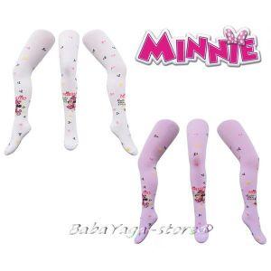 Чорапогащник Мини Маус - Minnie Mouse Tights MIN-19
