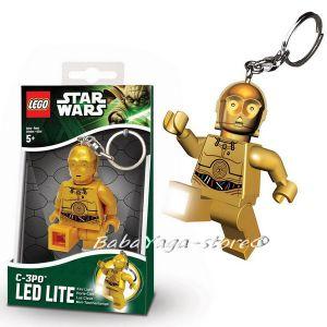 2015 LEGO Star Wars Ключодържател с LED светлина C-3PO