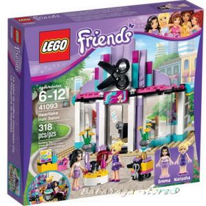 ЛЕГО ФРЕНДС Фризьорски салон на Хартлейк, LEGO Friends Heartlake Hair Salon, 41093