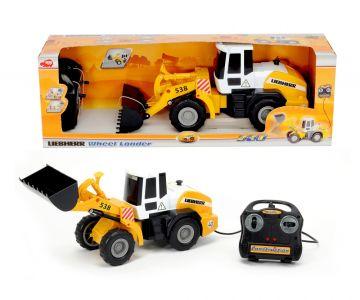 Dickie Toys Wheel Loader Liebherr R/O, 55см - 203412869