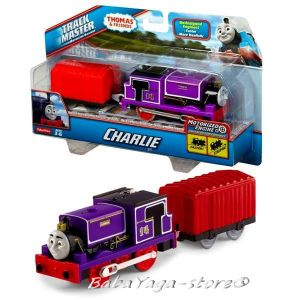 Fisher Price Thomas & Friends Motorized Charlie Engine TrackMaster™ CDB71