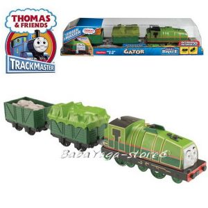 Fisher Price Влакчето ТОМАС Thomas & Friends Motorized GATOR Engine от серията TrackMaster™ BDP06