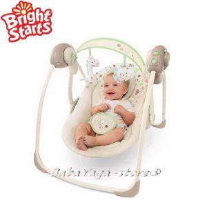 Bright Starts Portable swing Comfort & Harmony Sandstone - 7192