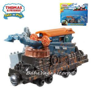 Fisher Price - Thomas & Friends The Scrap Monster от серията Take-n-Play - BCW96